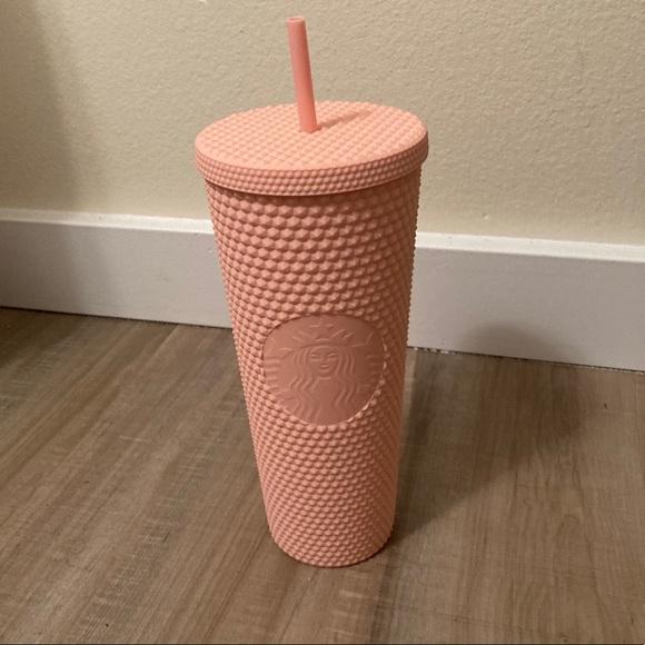 Starbucks Pink Studded Tumbler